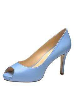 bestil Evita Peep-toes - light blue til kr 1.360,00 (24-07-16). Køb hos Zalando og få gratis levering.