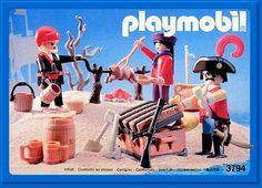 PLAYMOBIL set #3794 - Pirates
