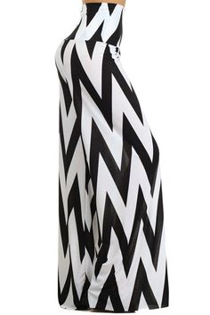Chevron Palazzo yoga pants SM and L ... Black and by Foreverpeace, $34.99