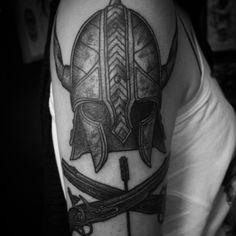 Helmet Tattoo, Tattoos, Tatuajes, Tattoo, Tattoo Illustration, Irezumi, A Tattoo, Flesh Tattoo