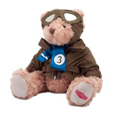 For more information on how we can source your own brand Merchandise and signature products visit us at www.dinksltd.co.uk   Heritage 57 Race Bear