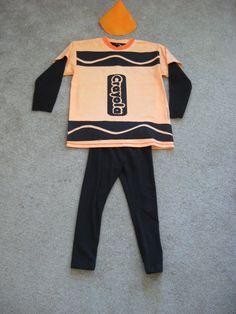 Human Crayon Halloween  Costume  Funny Aqua Basic Women/'s T-Shirt