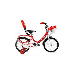 Buy Hero Peppy Bicycle-Red And White (Size-16T) by N.Goel traders, on Paytm, Price: Rs.3499