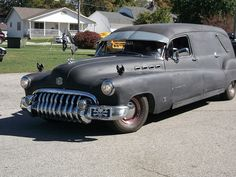 Hot Rod Hearse | Recent Photos The Commons Getty Collection Galleries World Map App ...