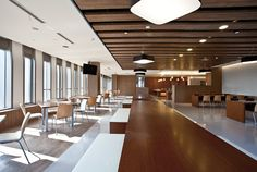 Positive vibes created due to proper lighting at Robarts Spaces | City Lighting Products | www.facebook.com/CityLightingProducts