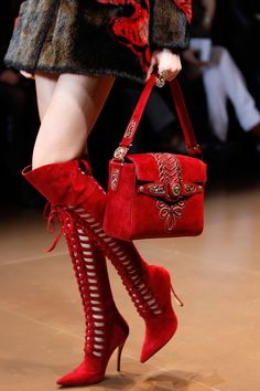 Versace Fall 2014 RTW - Runway Photos - Vogue