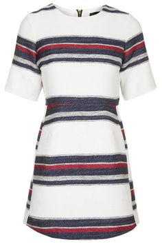Topshop Nautical Stripe Shift Dress. Shop it and the 19 other prettiest dresses to welcome spring in.