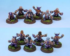 chaos dwarves blood bowl