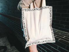 잊지 않으셨죠! 오늘 open! Stedelijk Museum bag from Amsterdam 7/29, pm8 #amsterdam #ecobag #에코백 #마켓 #카페 #스테 - lappartement_
