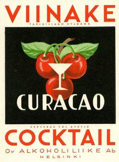 Oy Alkoholiliike Ab:n väkevät etiketit Bar Stuff, Bar Drinks, Home Kitchens, Abs, Cocktail, Crunches, Kitchen, Cocktails, Killer Abs
