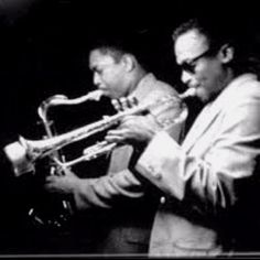 John Coltrane and Miles Davis The Miles Davis Quintet - Workin' Cool Jazz (Prestige Records) Miles Davis, Jazz Artists, Jazz Musicians, Music Artists, Blues Rock, Soul Music, My Music, Music Notes, Illinois
