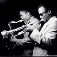John Coltrane and Miles Davis The Miles Davis Quintet - Workin' Cool Jazz (Prestige Records) Miles Davis, Jazz Artists, Jazz Musicians, Music Artists, Blues Rock, Soul Music, My Music, Music Notes, Bye Bye Blackbird