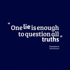 quotes about liars | Page 1 of Quotes about lying- Inspirably.com