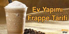 Kahveyi çok seviyor ve sıcak yaz aylarında sıcak kahve içmek istemiyorsanız sizin için çok güzel bir#içecek #tarif #tarifsunum #tarifler #kahve #kahvesunumları #kahvesaati #kadın Frappe, Food, Allah, Essen, Meals, Yemek, Eten