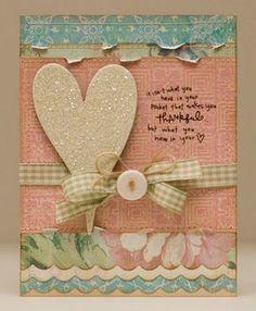 bibbis dillerier: thankful... She has beautiful cards!