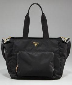 Designer Diaper Bags Prada Baby Bag Chic