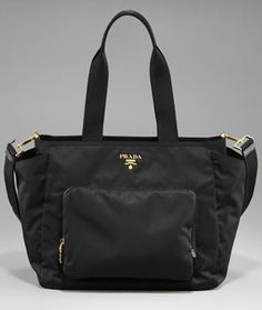prada red and black handbag - Prada Baby Bag, Black (Nero) | Prada, Diaper Bags and Baby Bags