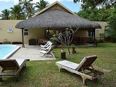 Charmante+villa+met+zwembad,+volledig+omheinde+tuin,+op+150+meter+van+het+strand++Vakantieverhuur in Flic en Flac van @homeaway! #vacation #rental #travel #homeaway