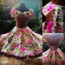 Resultado de imagen para vestidos de cueca profesionales Clogs Outfit, Folklore, Beautiful Dresses, Victoria, Baby Shower, Fashion Outfits, Couture, Square Dance, How To Wear