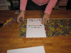 Alaskasunshine's fabric folding( organizing your quilt room)