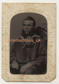 Navy Sailor, Royal Navy, Vintage Photographs, Victorian, Ebay, Image, Art, Sailor, Art Background