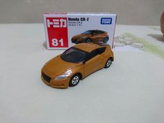 Tomica no. 81 Honda CR-Z