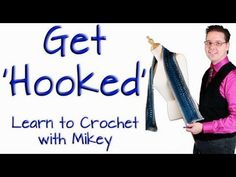 The Crochet Crowd with Mikey. Hundreds of excellent crochet tutorial videos.