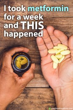 "I really wasn't looking at metformin as a drug — I was looking at it more as a ""superfood."" However, I quickly changed my mind, and here's why…"
