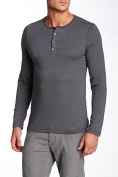 Royal Knights Pinstripe Henley by Royal Knights on @nordstrom_rack