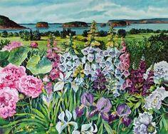 flowers at five islands em