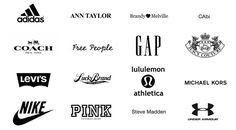 designer purse logos branded handbags names handbag blog logo ideas rh pinterest com clothing logos with names fashion logos and their names