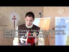 História Sagrada XXIV - Os Primeiros Juízes - YouTube