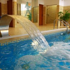#Victoria #Spa #pool #salted #water #swimming #pitesti