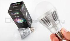 Żarówka LED RGBW ZIPATO Z-Wave