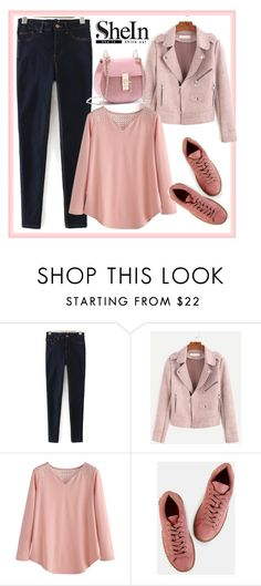 """Shein2"" by merisa-imsirovic ❤ liked on Polyvore featuring WithChic"