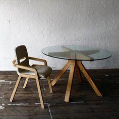 Tumbi Table by Jonathan Ingrum
