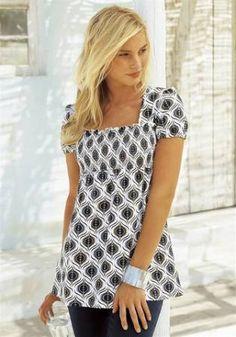 32eb67114d65b82 Выкройка короткой ночной сорочки | шитье | Одежда, Одежда для сна ...