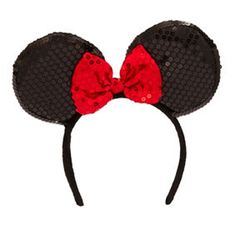 Minnie Mouse Costumes - Minnie Mouse Ears, Headbands & Accessories - Party City
