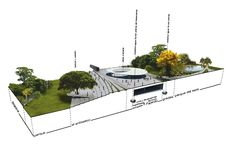 La Carlota Park Competition Proposal / Glocalstudio (Kunckel Associates + Stefan Gzyl)
