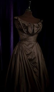 Couture Wedding Corsets and Gowns: Ruched Corset and Dress