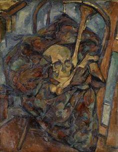 Still Life with Skull - Arshile Gorky, 1927