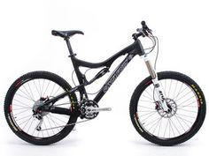 """2012 Santa Cruz Blur LTc Carbon 26"""" FS Mountain Bike"""