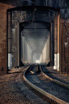 Trains & Travel: #Train #Tracks.