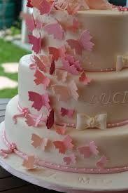 Imagini pentru torta farfalle battesimo
