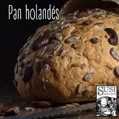 Suave y elaborado con masa madre, el pan holandés de #Susi, contiene marañón, semillas de calabaza y semillas de girasol, un pan delicioso que encuentras en nuestra tienda del @oviedocc   #SusiPanaderíaArtesanal    #SnackSaludable #Susi #Granola #Pan #Panadería #ComidaSaludable #Cereales #Yummy #Tasty #TradiciónAlemana #Sano #Natural #HealthyFood #NutriciónCreativa #Gluten #Light