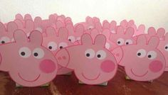 Pippa Pig, Birthday Fun, Birthday Parties, Crafts For Kids, Diy Crafts, Party Bags, Kids And Parenting, Cute Kids, Kids Meals