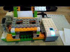 Εκτυπωτής/ Sensor printer/ LeGo WeDo 2.0 - YouTube