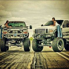 Go to www.DieselTruckGallery.com to see more photos of Girls & Trucks