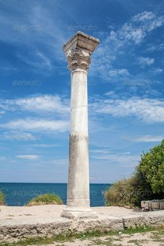 Khersones Ruins ...  Chersones, Crimea, Khersones, acropolis, ancient, antic, antique, antiquities, archeology, architecture, basilica, city, colonnade, column, culture, greece, greek, hersones, history, marble, monument, old, parthenon, ruin, ruined, ruins, sebastopol, sevastopol, tauric, temple