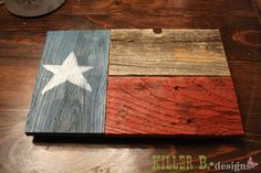 Flag wall art from fence scraps, an easy freebie project for beginners. Easy to customize with nautical or country flags!